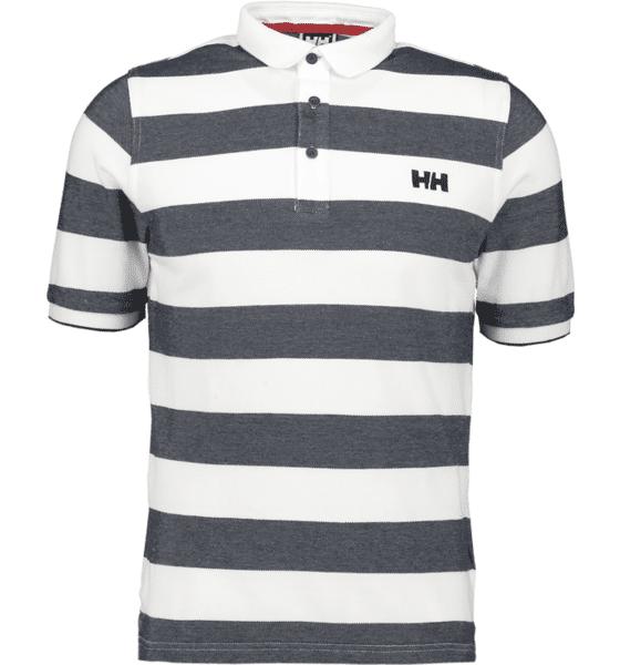 Helly Hansen M Marstrand Polo Paidat & pikeepaidat NAVY STRIPE (Sizes: XL)