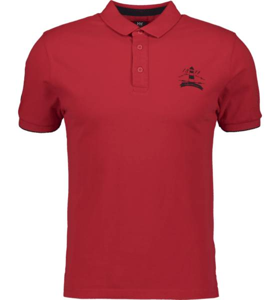 Helly Hansen M Marstrand Polo Paidat & pikeepaidat FLAG RED (Sizes: S)