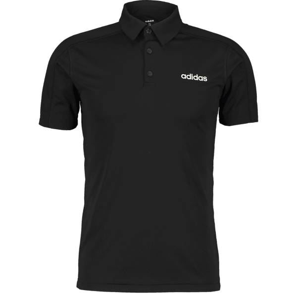 Image of Adidas M D2m C Cool Polo Paidat & pikeepaidat BLACK (Sizes: S)