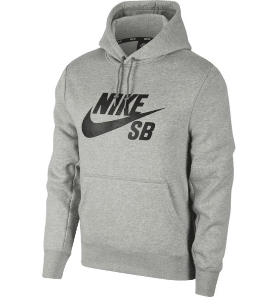 Nike Sb M Sb Icon Hoodie Hupparit DARK GREY (Sizes: S)