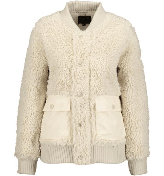 Burton Wb Shawmut Flc Fz Fleecet BONE WHITE (Sizes: L)