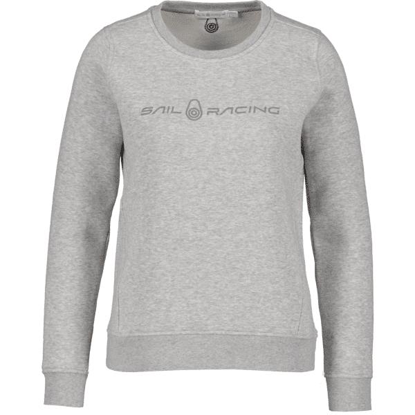 Sail Racing W Gale Sweater Collegepaidat GREY MELANGE (Sizes: L)