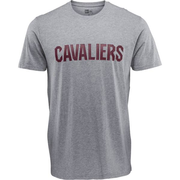 New Era M Nba Team Apparel Tee Puuvilla t-paidat CLEVLAND CAVALIERS (Sizes: XL)