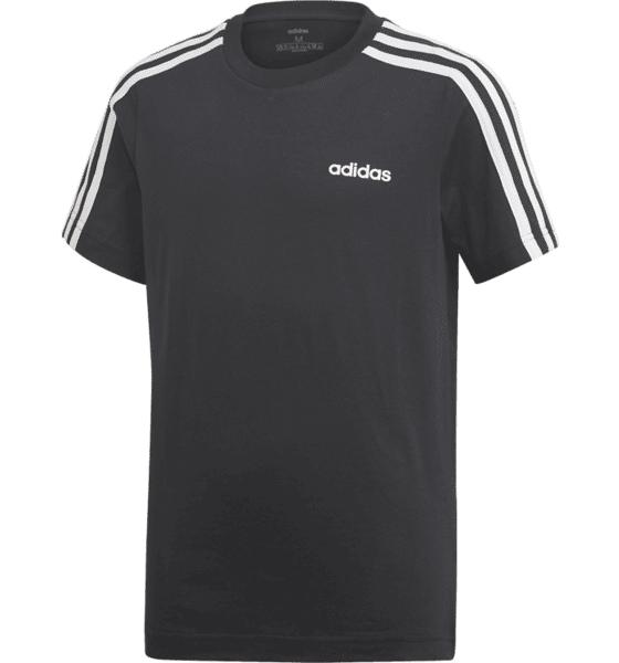 Image of Adidas J Yb E 3s Tee T-paidat BLACK/WHITE (Sizes: 128)