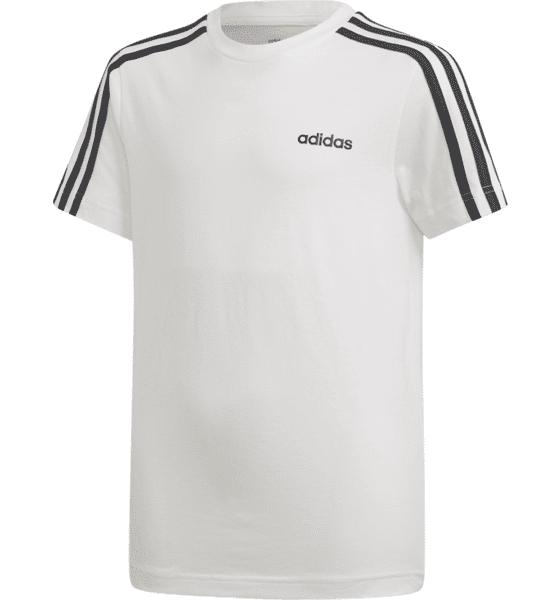 Image of Adidas J Yb E 3s Tee T-paidat WHITE/BLACK (Sizes: 128)