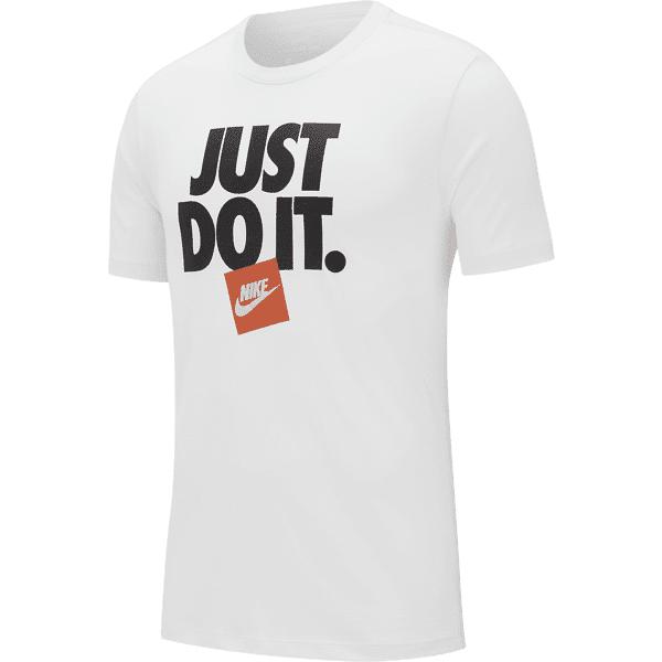 Nike M Nsw Tee Hbr 3 Puuvilla t-paidat WHITE (Sizes: L)