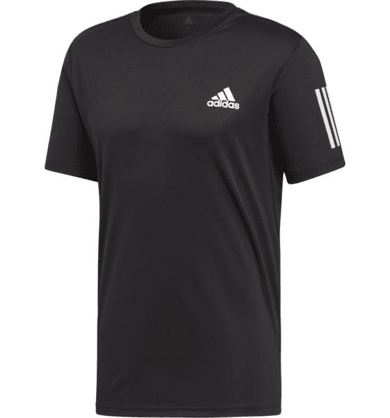 Adidas Club 3s Tee Tennisvaatteet BLACK/WHITE (Sizes: L)