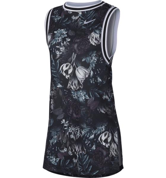 Image of Nike W Nktc Dress Ps Nt Tennisvaatteet BLACK/OXYGEN PURPL (Sizes: XS)