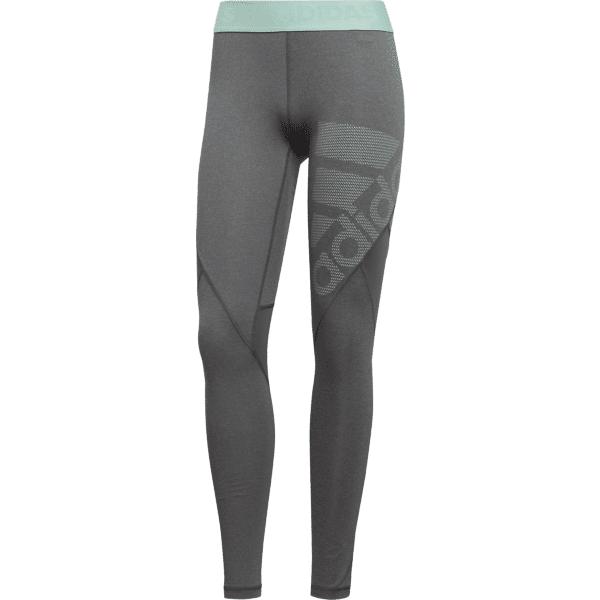 Adidas W Ask Spr Tight Lg Treenivaatteet DARK GREY HEATHER (Sizes: L)
