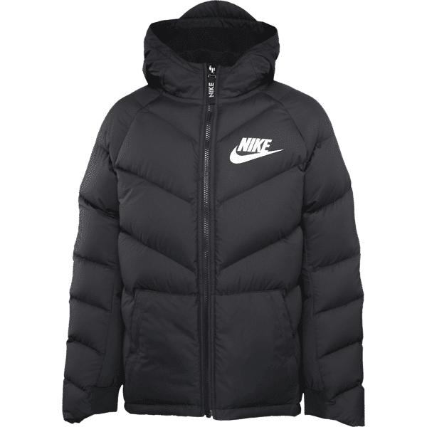 Nike J Nsw Down Jkt Untuvatakit BLACK (Sizes: JR XL)