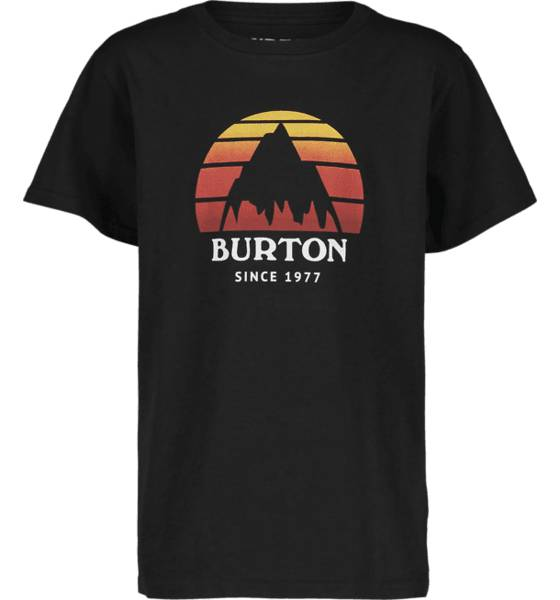 Burton J Underhill Tee T-paidat TRUE BLACK (Sizes: JR L)