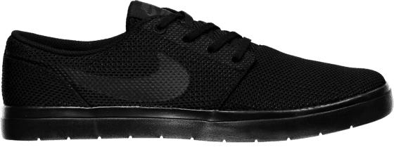 Nike M Sb Portmore Ii Ultralight Tennarit BLACK/BLACK-ANTHRA (Sizes: US 8.5)