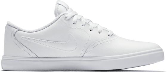 Nike M Sb Check Solar Tennarit WHITE/WHITE-VAST G (Sizes: US 9.5)