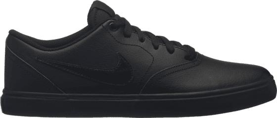 Nike M Sb Check Solar Tennarit BLACK/BLACK-BLACK (Sizes: US 7)