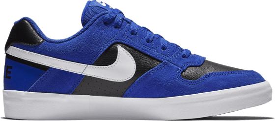 Nike M Sb Delta Force V Tennarit HYPER ROYAL/WHITE- (Sizes: US 9.5)