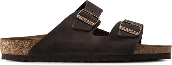 Birkenstock M Arizona Leather Sandaalit HABANA (Sizes: 46)