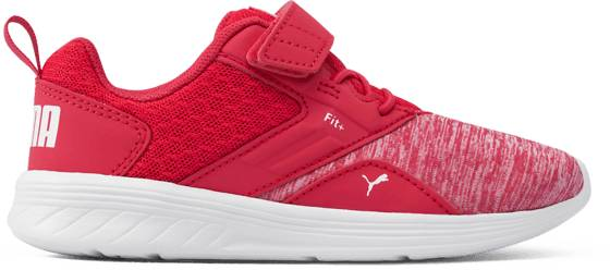 Puma K Comet V Tennarit BRIGHT PINK/WHITE (Sizes: UK 8.5C)