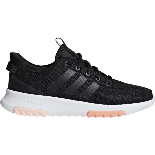 Adidas W Cf Racer Tr Tennarit CBLACK/CARBON/CLEO (Sizes: UK 6)