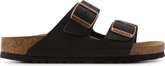 Birkenstock W Arizona Leather Sandaalit HABANA (Sizes: 39)