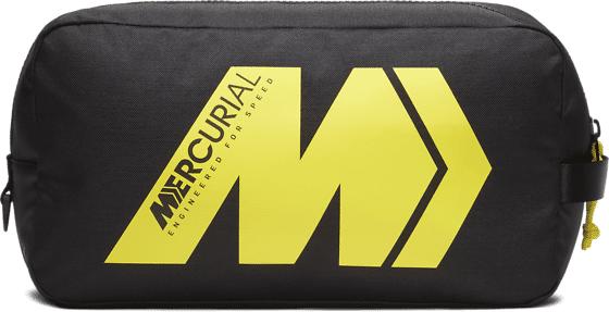 Nike Nk Academy Shoebag Muut laukut BLACK/YELLOW (Sizes: No Size)