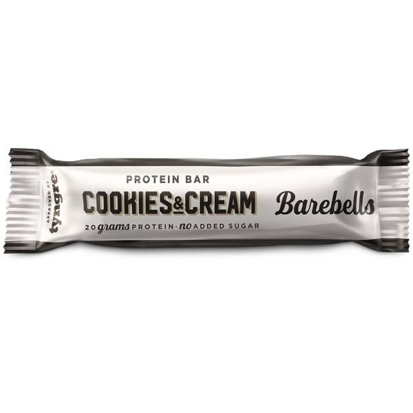 Barebells Protein Bar Juoksutarvikkeet COOKIES & CREAM (Sizes: No Size)
