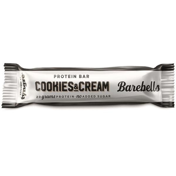 Barebells Protein Bar Juoksutarvikkeet COOKIES & CREAM (Sizes: No Size)