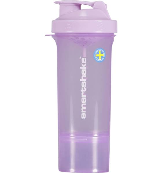 Smartshake Smartshake Slim 500ml Juoksutarvikkeet PALE LILAC (Sizes: One size)