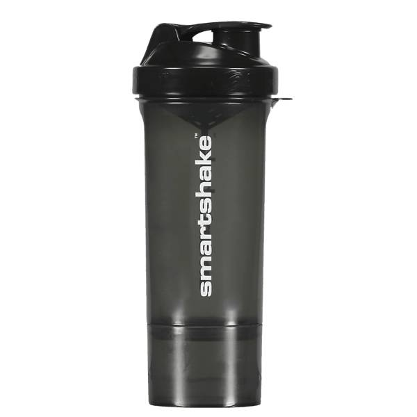 Smartshake Smartshake Slim 500ml Juoksutarvikkeet GUNSMOKE BLACK (Sizes: One size)