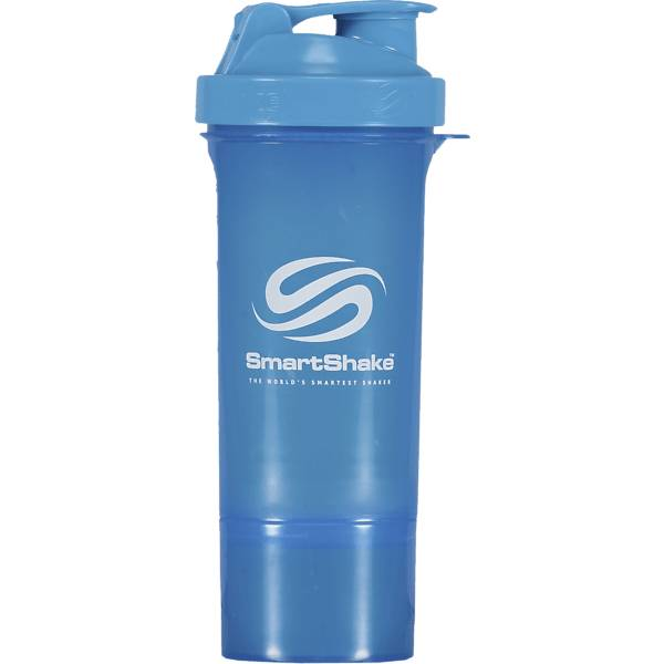 Smartshake Smartshake Slim 500ml Juoksutarvikkeet NEON BLUE (Sizes: One size)