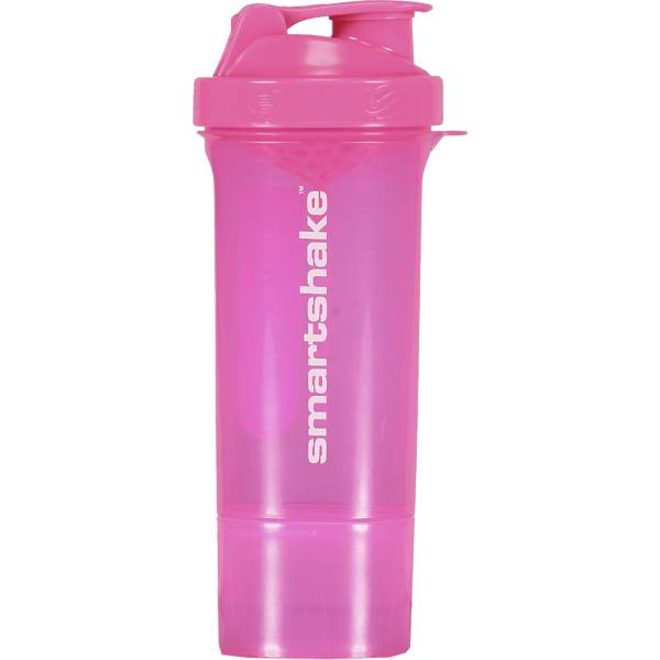 Smartshake Smartshake Slim 500ml Juoksutarvikkeet NEON PINK (Sizes: One size)