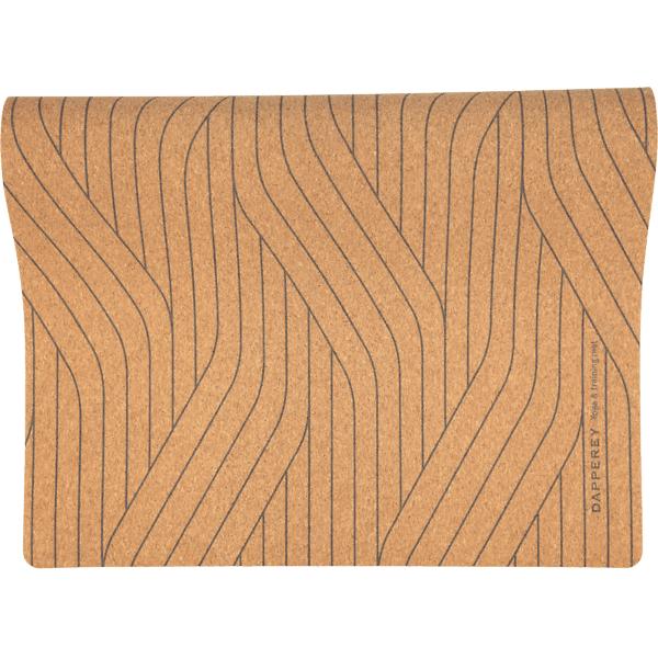 Dapperey Cork Yogamat Treenivarusteet WEAVE (Sizes: One size)
