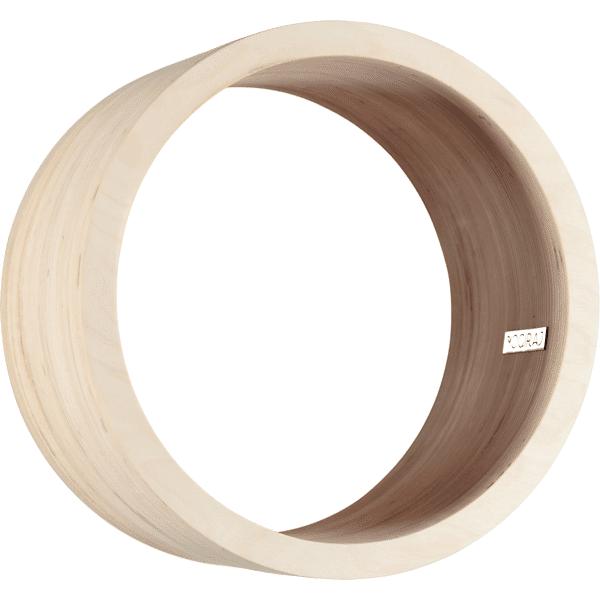 Yogiraj Yoga Wheel Small Treenivarusteet NATURAL/MIDNIGHT (Sizes: One size)