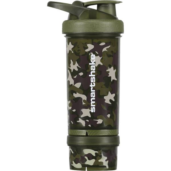 Smartshake Smartshake Revive 750ml Juoksutarvikkeet CAMO GREEN (Sizes: One size)