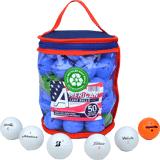 Second Chance 50 Balls Bag Golfpallot WHITE (Sizes: No Size)