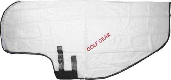 Golf Gear Rain Cover Golftarvikkeet TRANSPERANT (Sizes: No Size)
