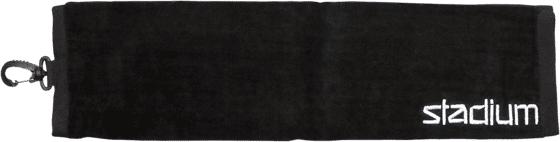 Golf Gear Trifolded Towel Golftarvikkeet BLACK (Sizes: No Size)