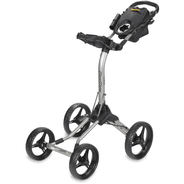 Bagboy Quad Xl Cart Golfkärryt & bägit SILVER/BLACK ACCEN (Sizes: No Size)
