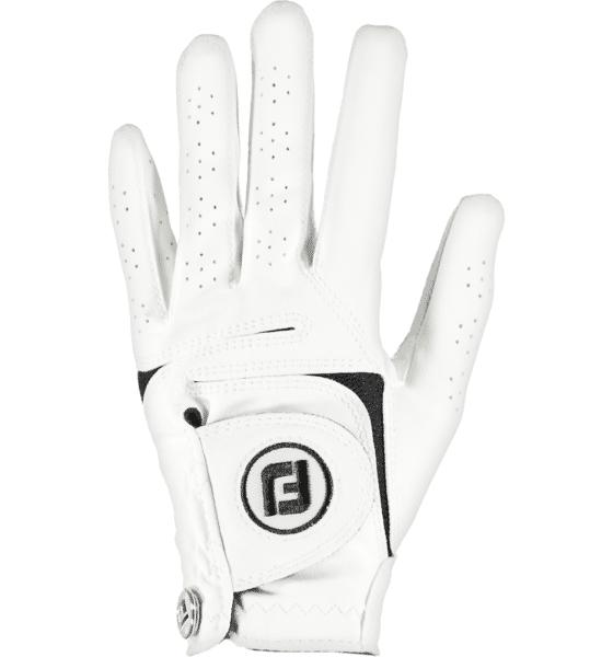 Footjoy Weathersof Llh Golfhanskat WHITE (Sizes: M)