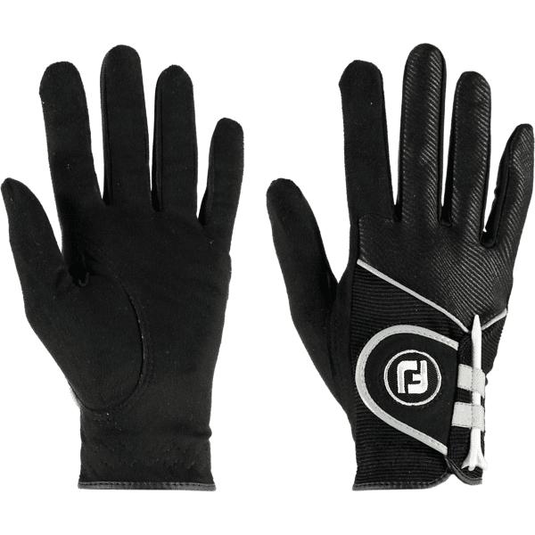 Footjoy Raingrip M Pair Golfhanskat BLACK (Sizes: L)