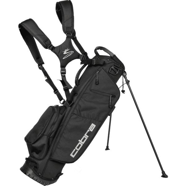 Cobra Megalite Stand Bag Golfkärryt & bägit BLACK (Sizes: No Size)