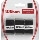 Wilson Profil Overgrip 3p Tennisvarusteet BLACK (Sizes: No Size)