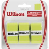 Wilson Profil Overgrip 3p Tennisvarusteet LIME (Sizes: No Size)