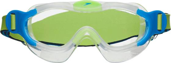 Speedo Sea Squad Mask Jr Uintitarvikkeet CLEAR/BLUE (Sizes: No size)