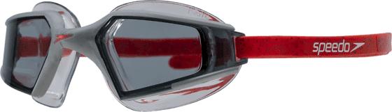 Speedo Aquapulse Max 2 Uintitarvikkeet BLACK/LAVA RED (Sizes: One size)