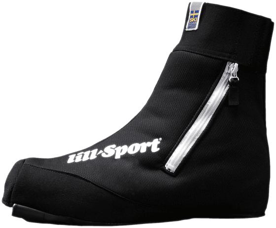 Lillsport Bootcover Hiihtotarvikkeet & voiteet BLACK (Sizes: 38-39)