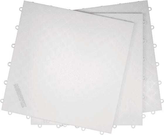 Mohawke Floor Tiles Extreme 10-pack Jääkiekkotarvikkeet WHITE (Sizes: No Size)