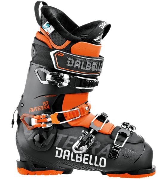 Dalbello Panterra 90 Laskettelumonot BLACK/ORANGE (Sizes: 27.5)