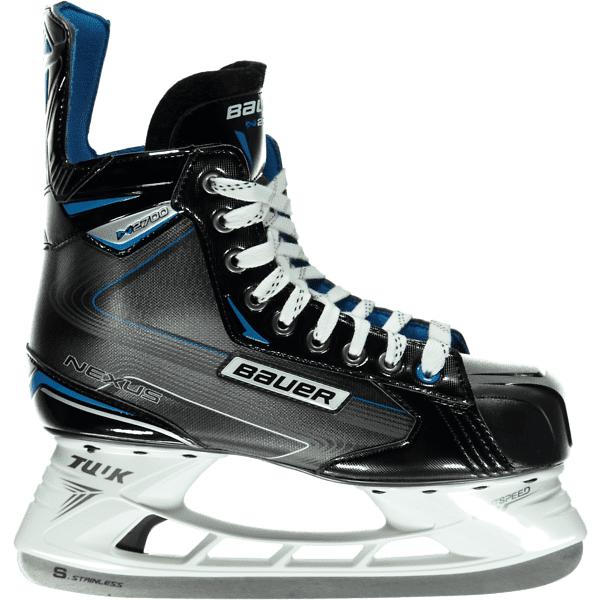 Bauer Nexus 2700 Skate Sr Jääkiekkoluistimet BLACK D WIDTH (Sizes: 8)