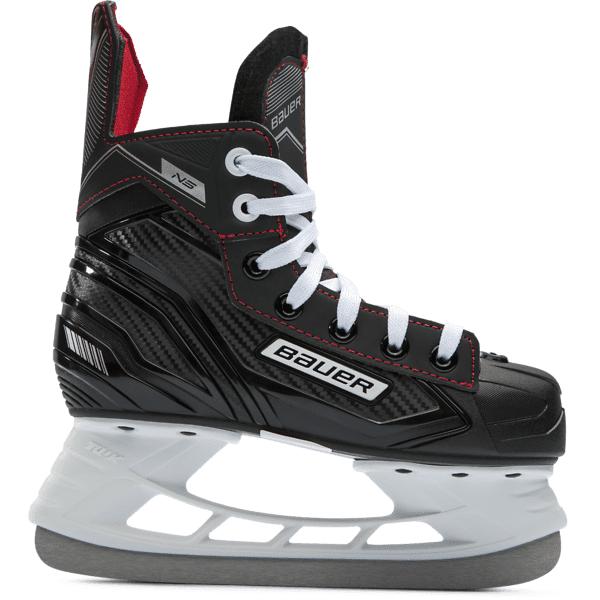 Bauer Ns Skate Yth Jääkiekkoluistimet BLACK R WIDTH (Sizes: 11)