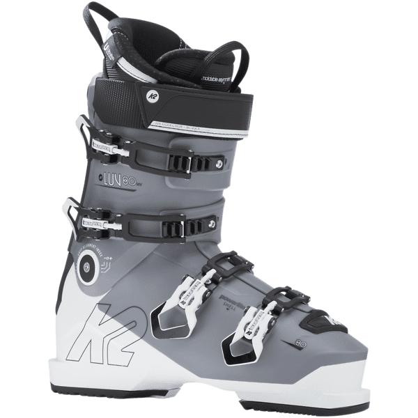 K2 Luv 80 Lv Laskettelumonot WHITE/GREY (Sizes: 22.5)